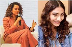 Sonam Kapoor sent  out a positive message about women standing up for each other.