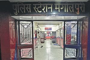 The Mangolpuri police station in Delhi sees the most number of FIRs, according to police.  It registers over 10 to 15 times the number of cases registered by police stations in the south and New Delhi districts.