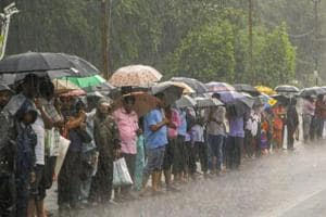 In an advisory, the NERC said on Monday that a depression formed over southeast Bay of Bengal was likely to move northwestwards towards Odisha coast over the next 72 hours.