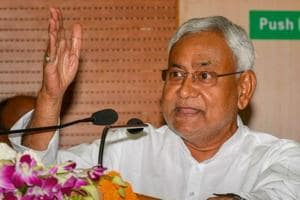 Bihar chief minister Nitish Kumar on Tuesday said top officials from the state were in constant touch with their counterparts in Gujarat and appealed to Biharis living in the western state to stay firmly where they were.