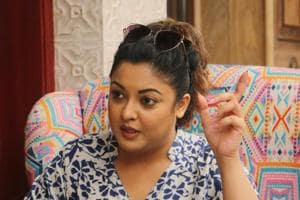 """Tanushree Dutta in a recent interview alleged misbehaviour by Nana Patekar on the sets of """"Horn 'OK' Pleassss"""" in 2008."""