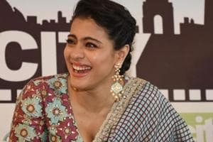 Kajol plays the role of Riddhi Sen's onscreen mother in the film Helicopter Eela.