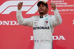 Lewis Hamilton could claim his fifth Formula One title in the next race.