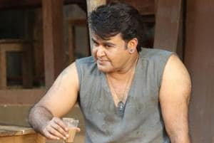 Odiyan trailer: Mohanlal plays the young suave man, and the older night kind with equal finesse.