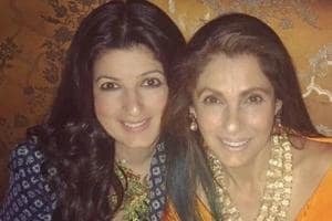 Twinkle Khanna and mother Dimple Kapadia came to this realisation after discussing Me Too movement.