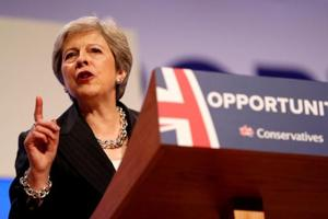 Theresa May named Jackie Doyle-Price to the newly created post as representatives of 50 countries gathered in London on Wednesday for a mental health summit.