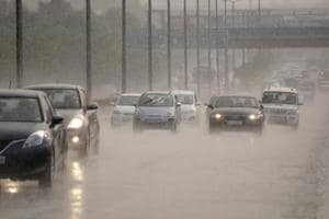 Several parts of Odisha have witnessed rains.