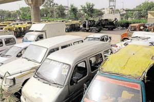 One of the places the Supreme Court highlighted as a case in point while asking police in August to fix the problem outside Nizamuddin police station, where, it had said, junked vehicles caused congestion and were a breeding ground for mosquitoes.