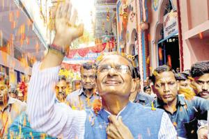 Madhya Pradesh CM Shivraj Singh Chouhan is banking on his 'mama' image to tide over the anti-incumbency that has set in after 15 years of BJP rule. He has travelled throughout the state ahead of the November 28 assembly elections.