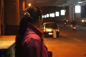 Women in the city feel unsafe as maximum cases of stalking and molestations are coming from busy markets, bus stops and residential areas, in Noida.