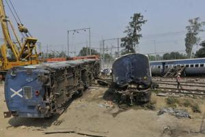 Accidental diversion to loop line may have led to mishap