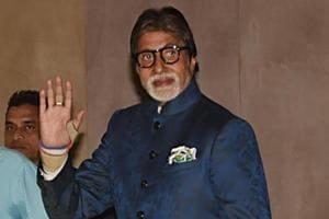 Amitabh Bachchan turned 76 today.