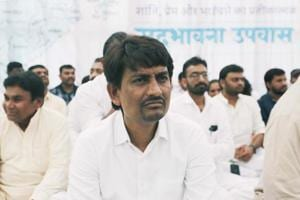 Ahmedabad Congress MLA Alpesh Thakor, who is facing the heat over the violence against Hindi-speaking migrants in Gujarat, observed a day-long fast here Thursday.