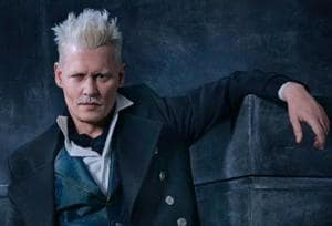 Johnny Depp will play the role of Grindelwald in the upcoming Fantastic Beasts movie.