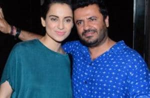 Vikas Bahl's ex-wife Richa Dubey has targeted Kangana Ranaut in her Twitter post.
