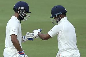 India vs West Indies, 2nd Test, Day 2: Score and updates
