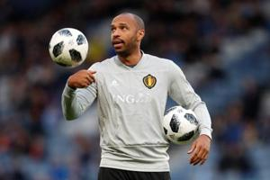 File picture of Thierry Henry