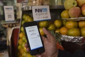 Paytm Mall's three-fold growth was boosted by categories like mobile phones, laptops and groceries.