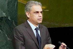"""""""India's victory today at the UN General Assembly during elections to human rights council is a reflection of high standing that our country enjoys globally,"""" said Syed Akbaruddin,  India"""