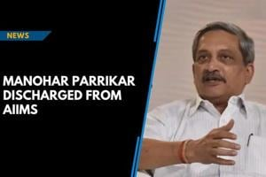 Manohar Parrikar returns to Goa, to continue medical treatment at home