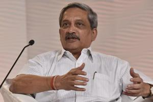 Goa CM Manohar Parrikar met his cabinet colleagues on Friday and discussed the redistribution of portfolios in view of his inability to continue discharging his duties.
