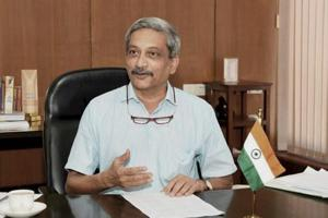 Goa Chief Minister Manohar Parrikar was admitted to the All India Institute of Medical Sciences last month.