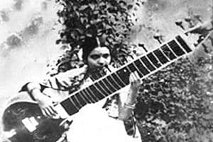 Annapurna Devi started learning the sitar at the age of five .