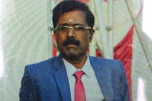 Ranganath, chairman of Havanur Public School
