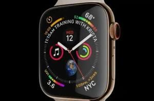 Apple Watch Series 4 India price revealed