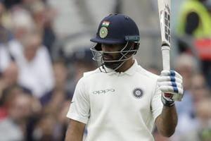 Hanuma Vihari's  95 went in vain as Andhra failed to reach the target.