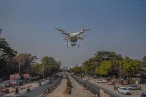 The proposed geospatial bill deals with data on a location collected through unmanned aerial vehicles, aircraft and balloon.