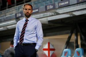 File image of England manager Gareth Southgate.