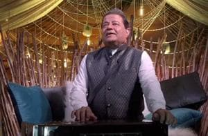 Anup Jalota returned to the Bigg Boss house along with Sreesanth.