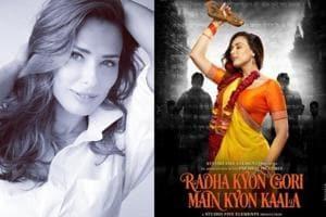 Iulia Vantur's Radha Kyon Gori Main Kyon Kaala poster is out now.