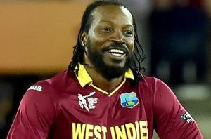 File photo of West Indies cricketer Chris Gayle