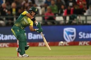 File image of JP Duminy in action for South Africa.