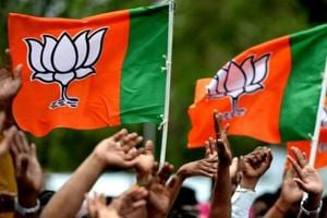 The Bhartiya Janta Party (BJP) became the joint largest party in the Goa assembly after two Congress MLAs resigned from the house and joined it (Representative photo)