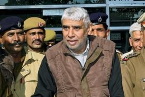 Self-proclaimed godman Rampal was last week convicted  in two murder cases dating back to November 2014.