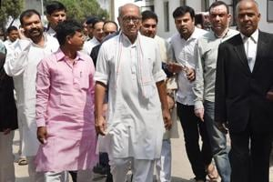 A controversy erupted in poll-bound Madhya Pradesh Tuesday after a video went viral in which senior Congress leader Digvijay Singh is heard saying that his party's votes get reduced if he campaigns for it.