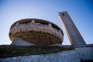 Photos: Bulgaria's communist-era Buzludzha monument draws calls for rescue