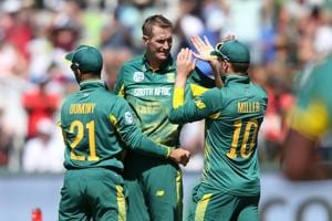 South Africa will play three one-day internationals, starting in Perth on Nov. 4, followed by a one-off Twenty20 international on the Gold Coast on Nov. 17