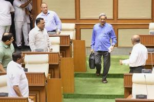 The BJP's coalition partners – the Maharashtrawadi Gomantak Party (MGP) and Goa Forward Party (GFP) – had made Manohar Parrikar's leadership conditional to them supporting the party.