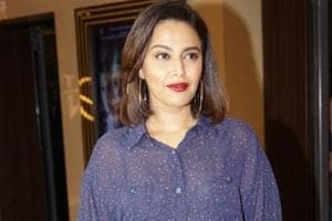 Swara Bhasker at the special screening of film Love Sonia.