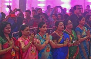 Each colour of Navratri represents a different spirit and narrative in context of the many avatars of Goddess Durga.