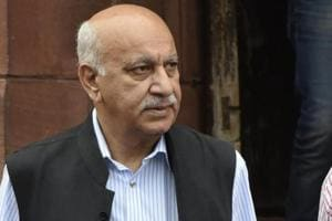 Minister of state for external affairs MJ Akbar resigned on Wednesday after facing charges of sexual misconduct.