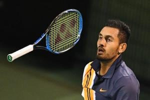 File picture of Nick Kyrgios