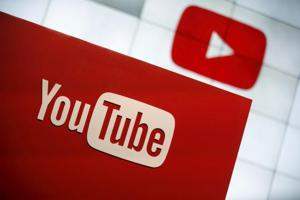 YouTube's video streaming service went out for more than an hour on Wednesday.