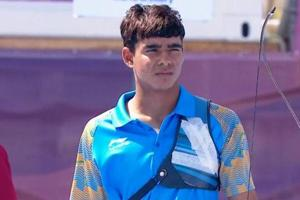 Akash Malik becomes first Indian archer to clinch silver medal