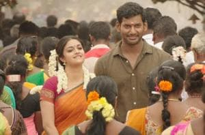 Sandakozhi 2 movie review: Vishal and Keerthy Suresh starrer is a disappointing sequel.