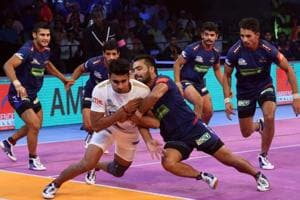 Haryana steelers have leapfrogged Dabang Delhi in the table.